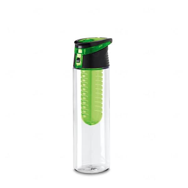 Squeeze Com Infusor Personalizado - 740ml Verde