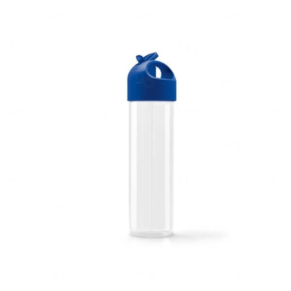 Squeeze PS  Personalizada - 500ml Azul