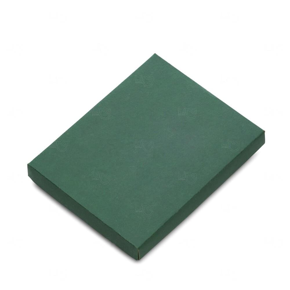 Embalagem para Caderneta Tipo Moleskine Personalizado