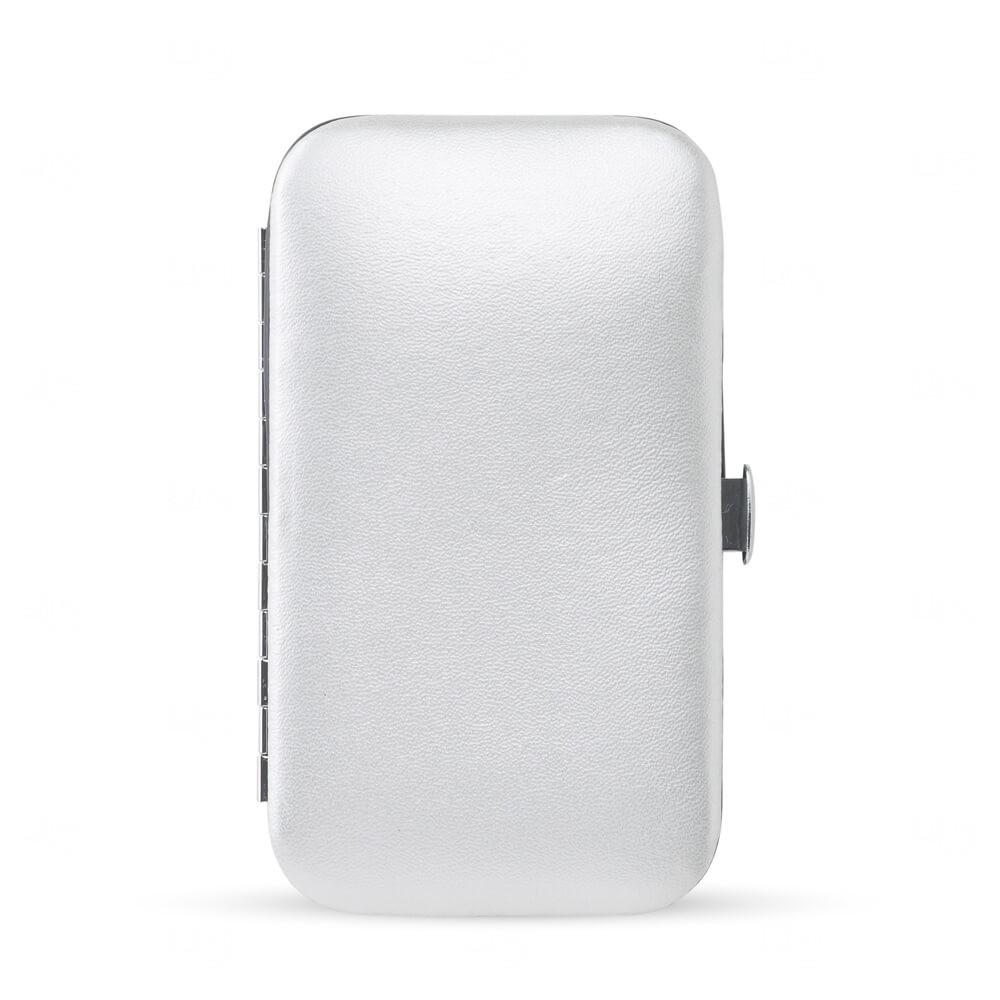 Kit Manicure Personalizado - 6 peças Branco