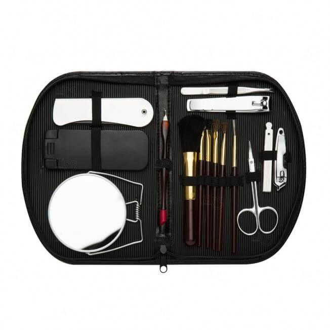 Kit Manicure Personalizado - 15 Peças Preto