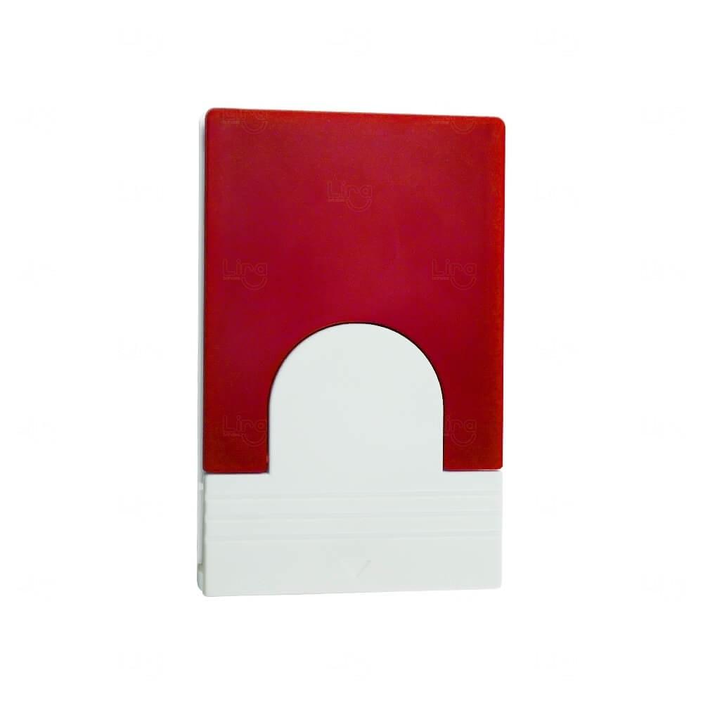 Suporte Colorido P/ Celular Personalizado Vermelho