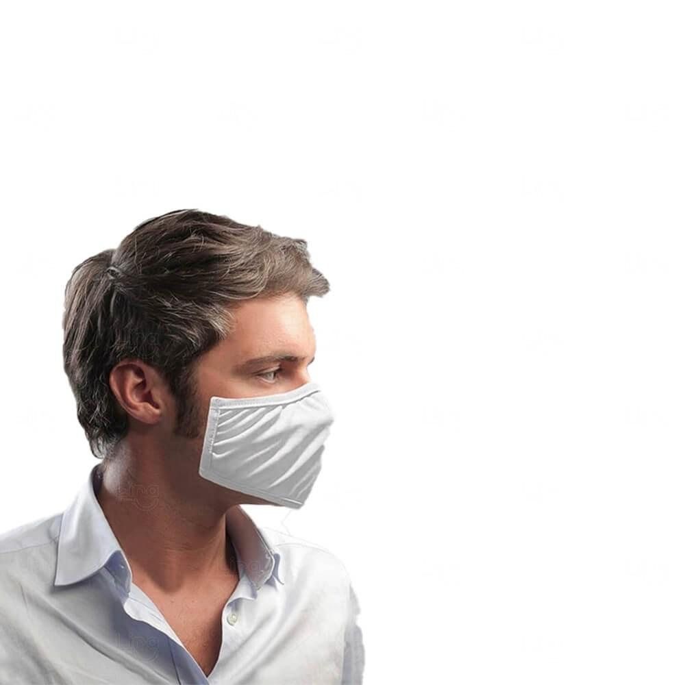 Máscara De Proteção Adesiva Personalizada