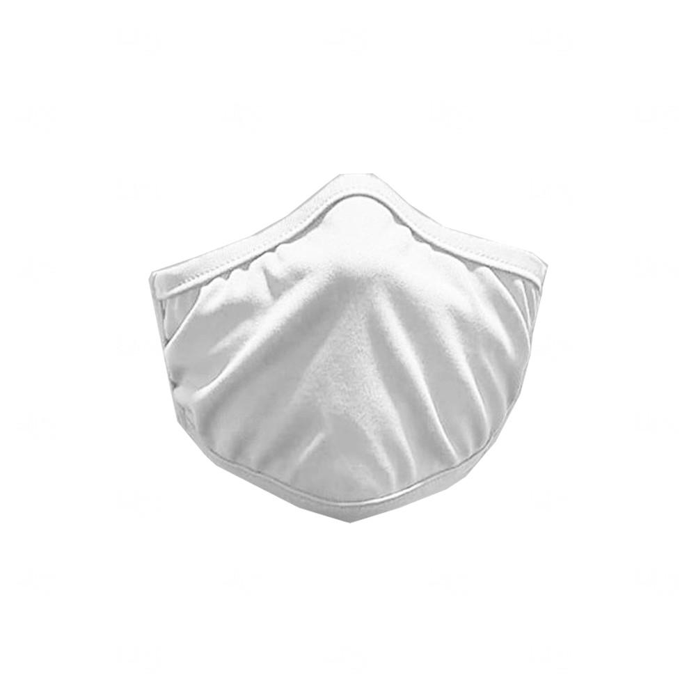 Máscara De Proteção Adesiva Personalizada Branco