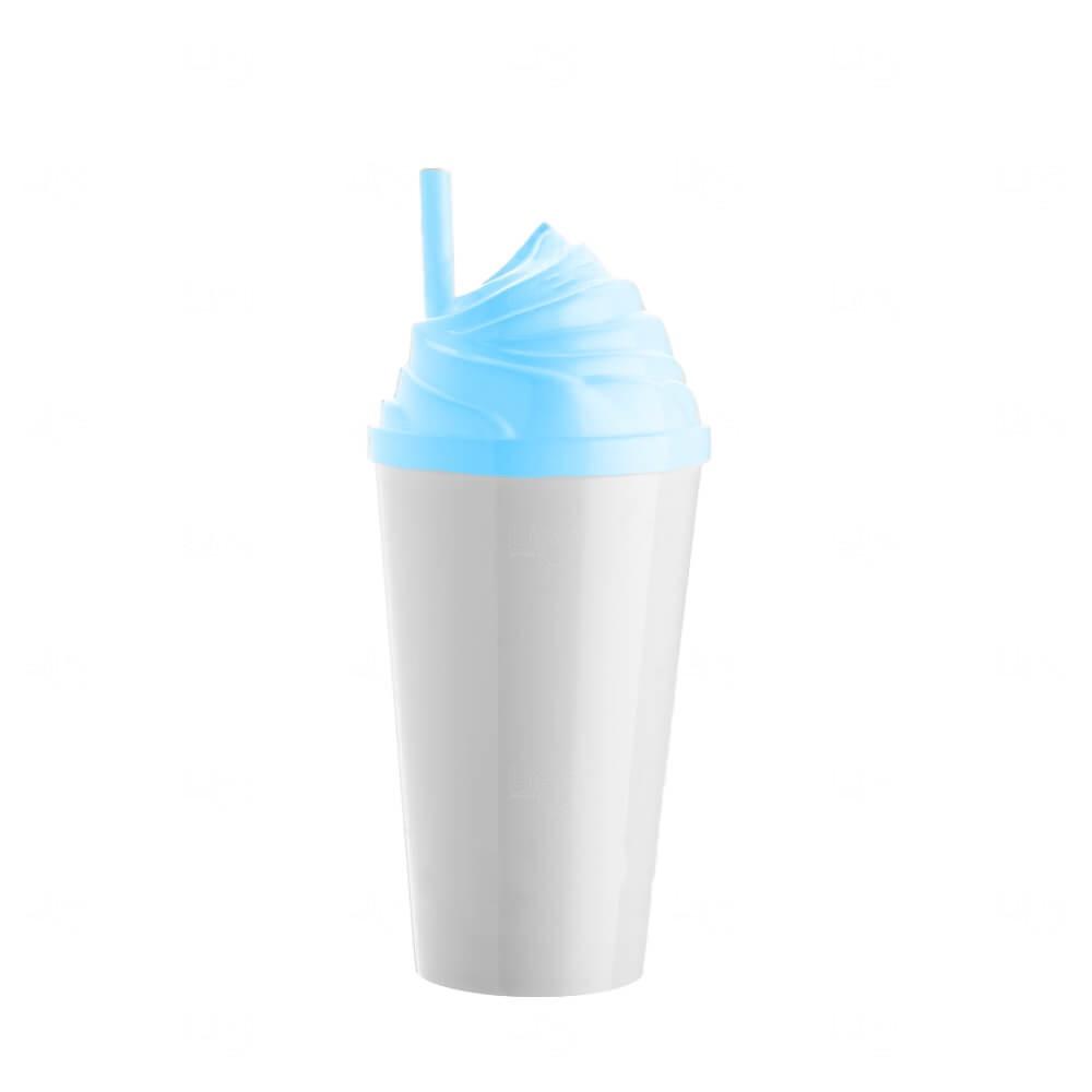 Copo Sorvete Personalizado - 500ml Azul