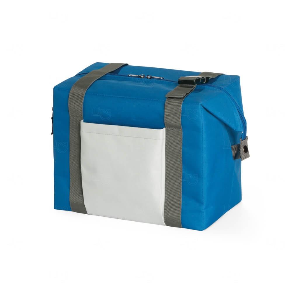Sacola Térmica Personalizada Azul