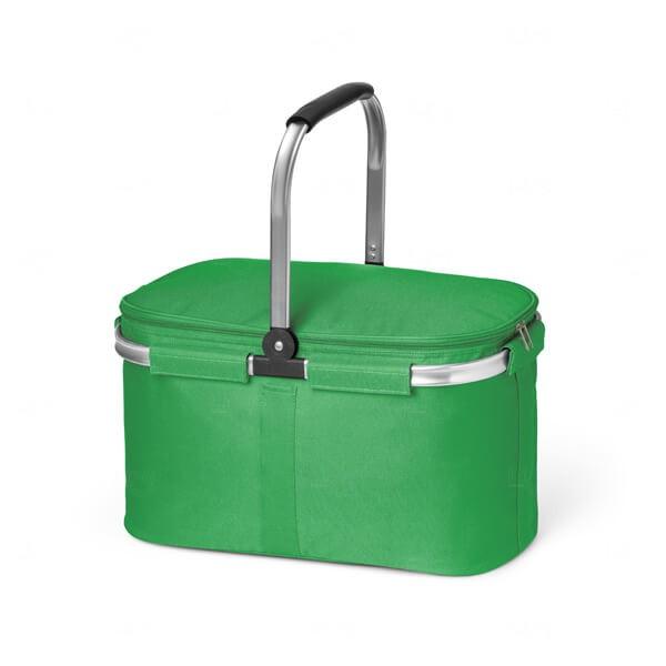Sacola Térmica Flexível Personalizada Verde