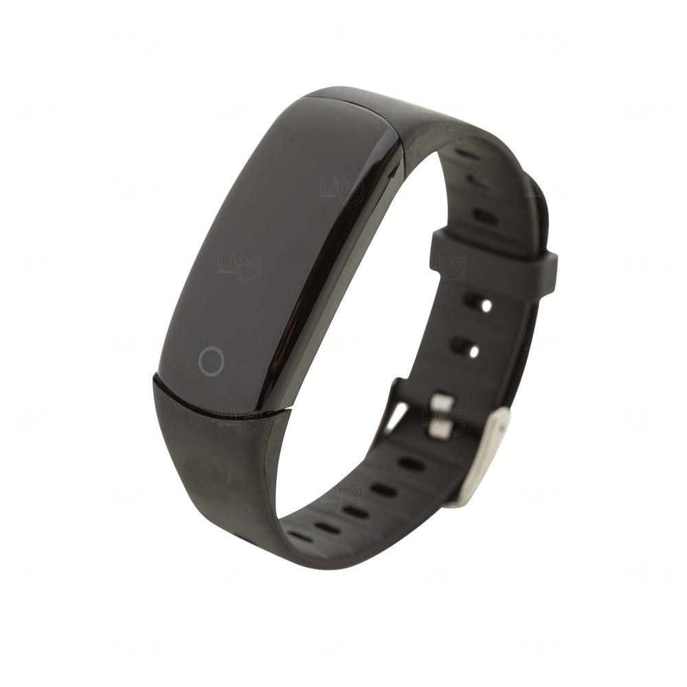Relógio Smartwatch Personalizado Preto