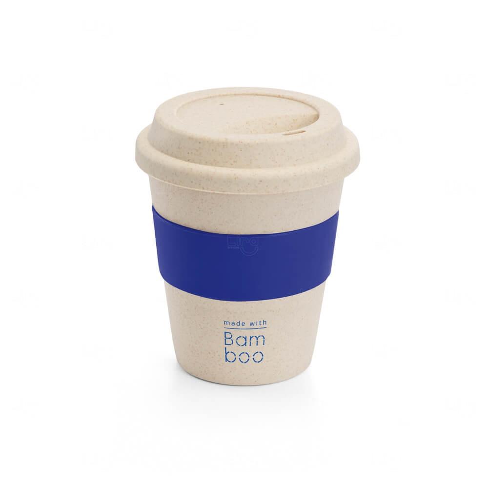 Copo de Viagem Personalizado - 380ml Azul