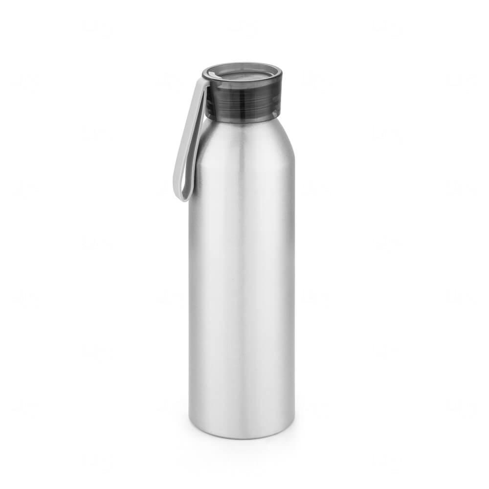 Squeeze Alumínio Personalizado - 660ml Cromado