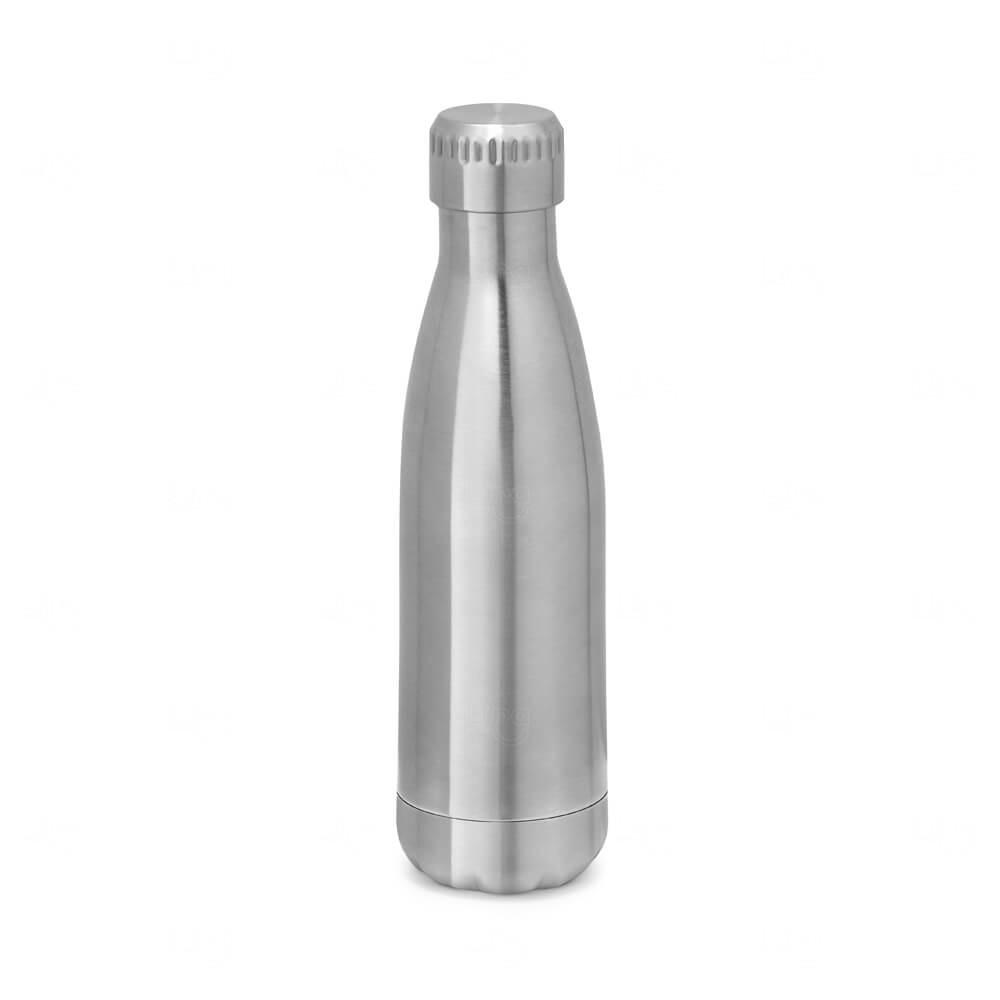 Squeeze Térmico Inox  Personalizado - 510ml Cromado