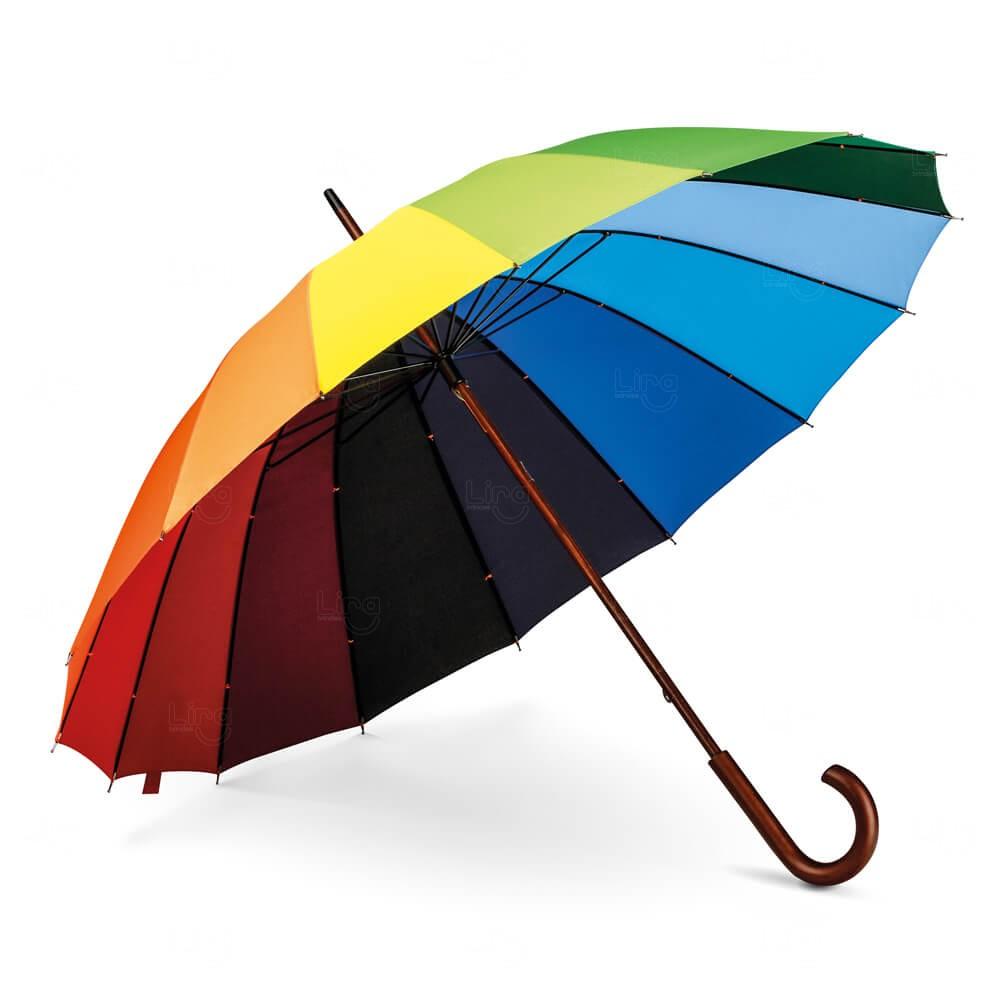 Guarda-Chuva Personalizado Colorido