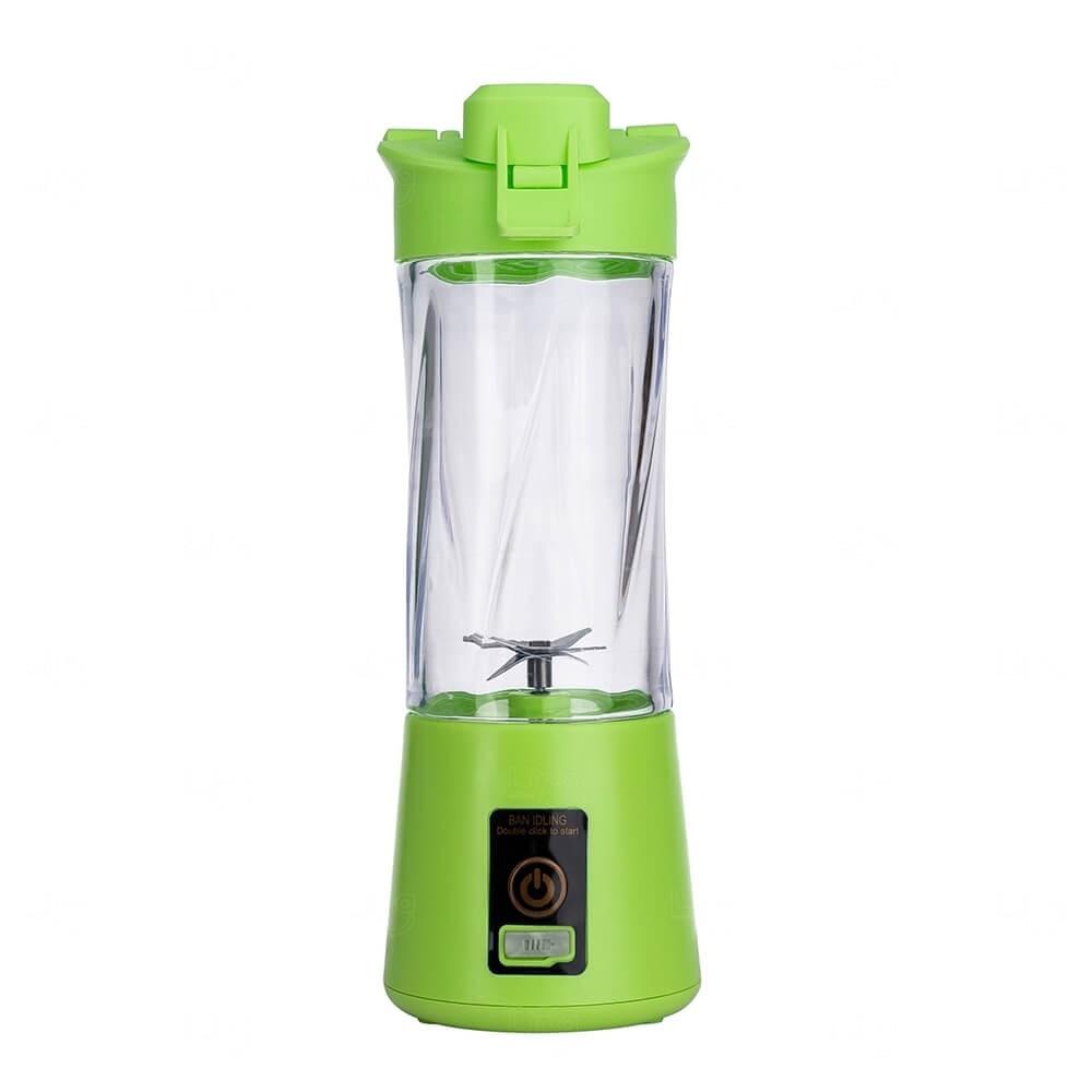 Mini Liquidificador Portátil - 300ml Verde
