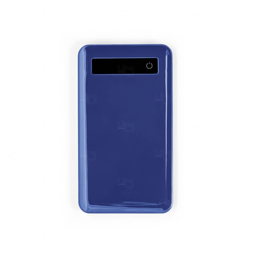 Bateria Portátil Com Ecrã Touch Personalizado - 4.000 mAh