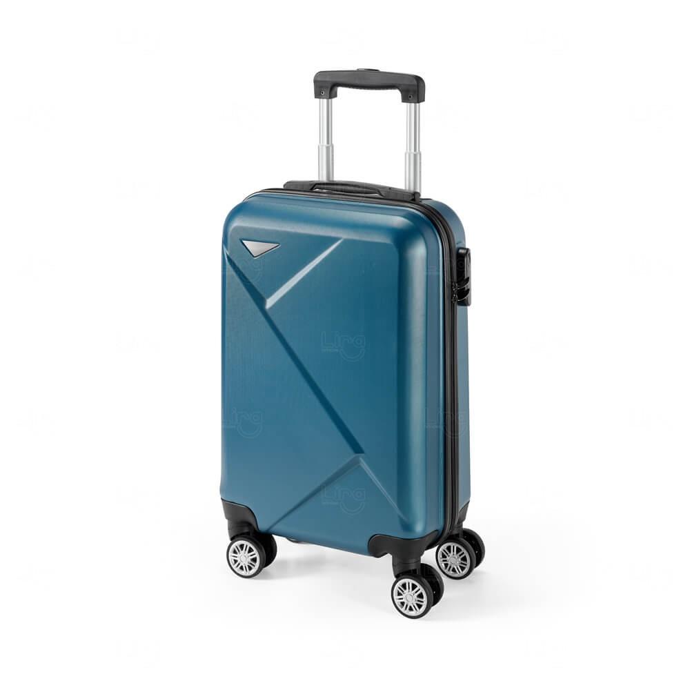 Mala de Viagem Executivo Personalizada - 34L Azul