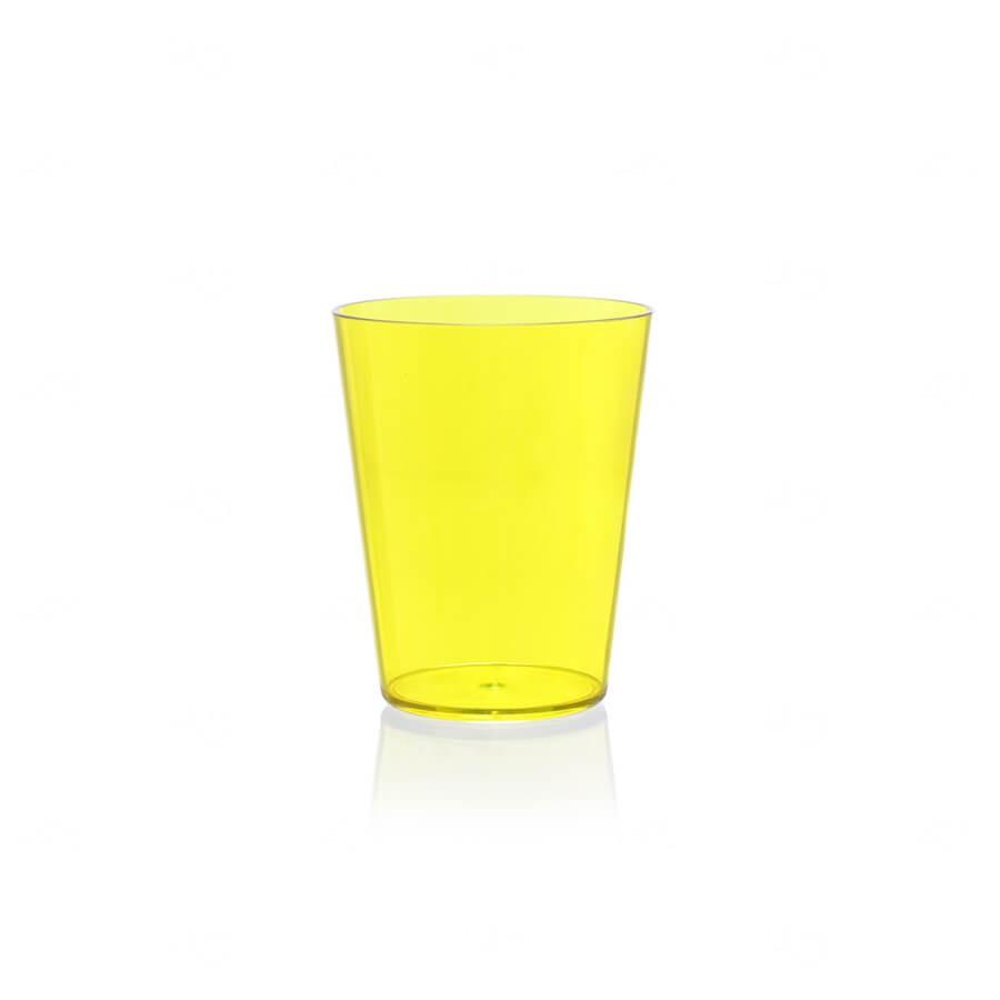 Copo Drink Personalizado - 400ml Amarelo