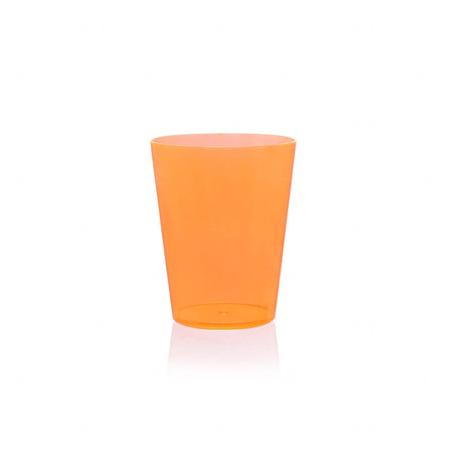 Copo Drink Personalizado - 400ml Laranja