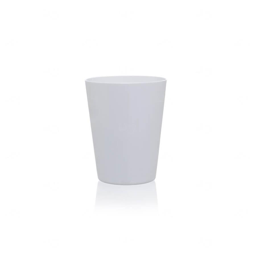 Copo Drink Personalizado - 400ml Branco