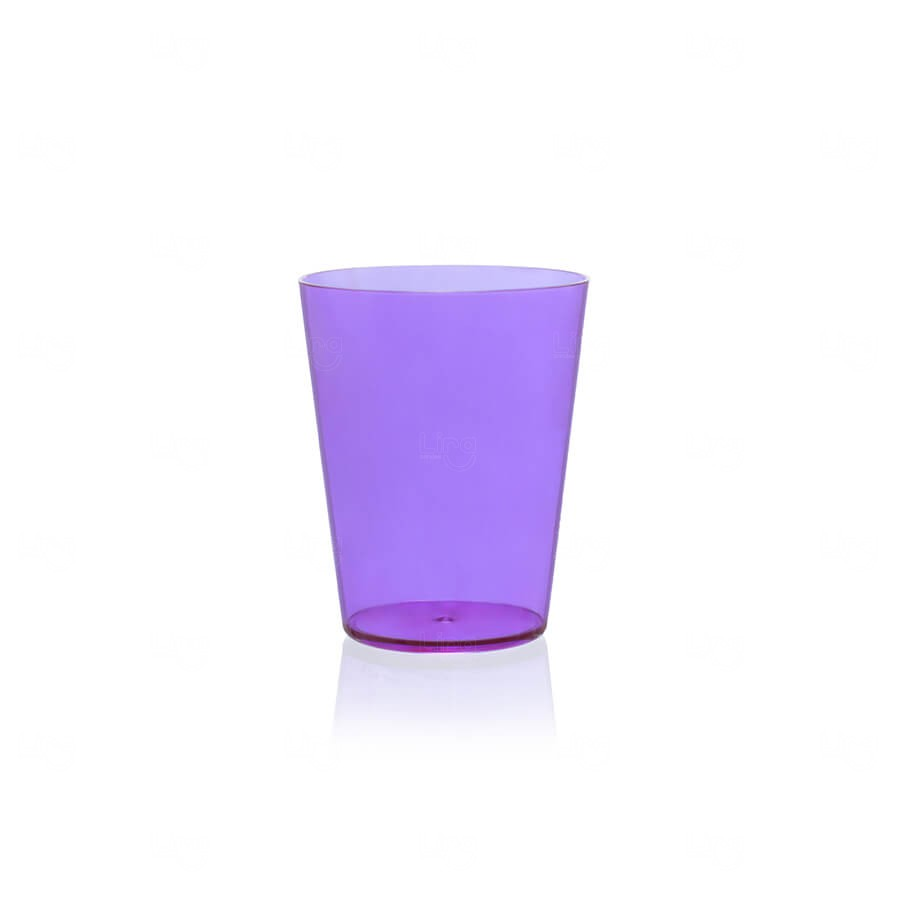 Copo Drink Personalizado - 400ml Roxo
