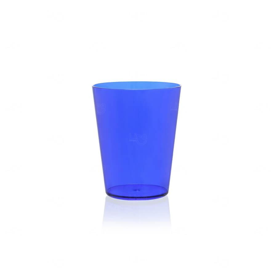Copo Drink Personalizado - 400ml Azul