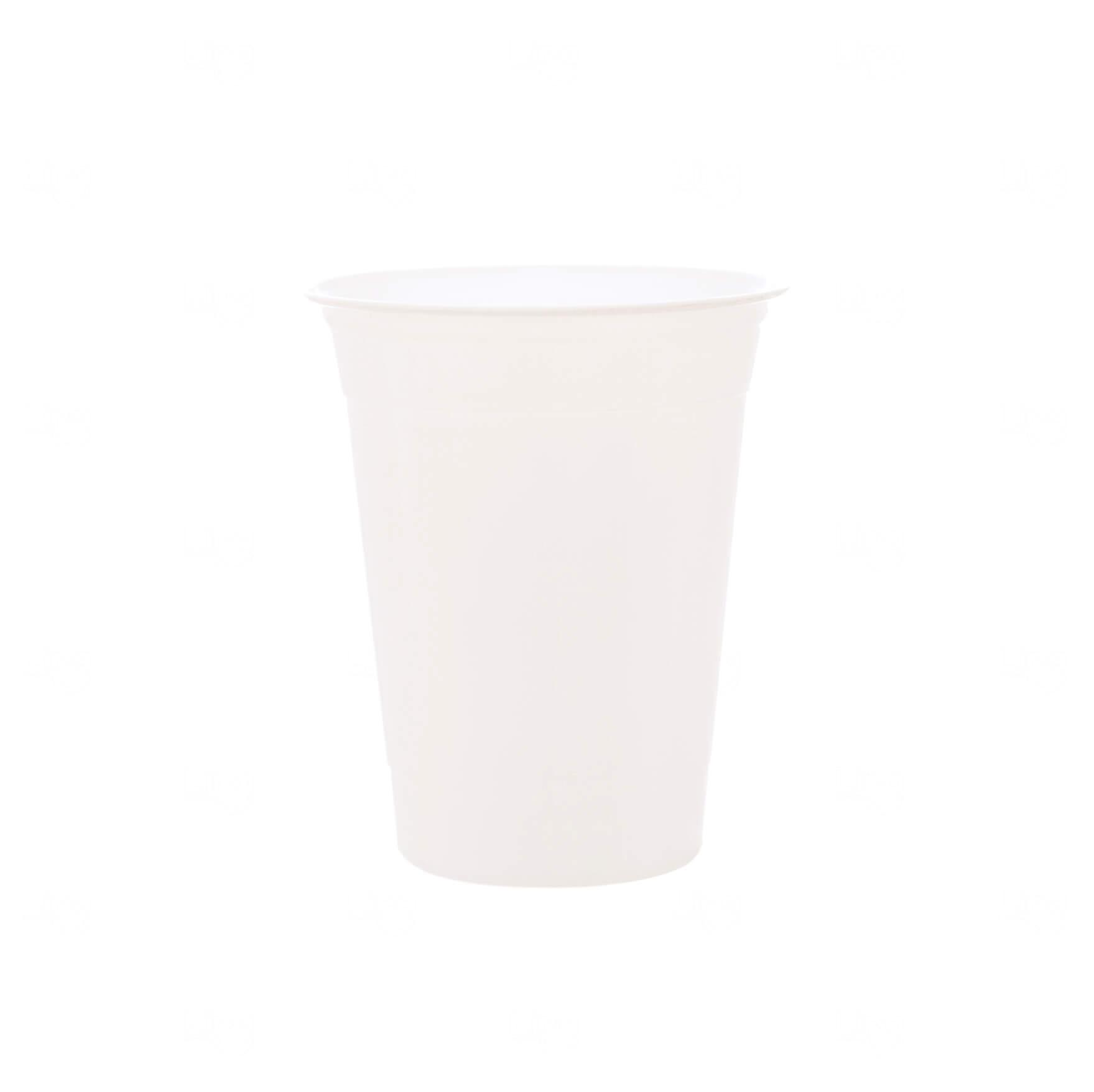 Copo P/ Festa Personalizado - 400ml Branco