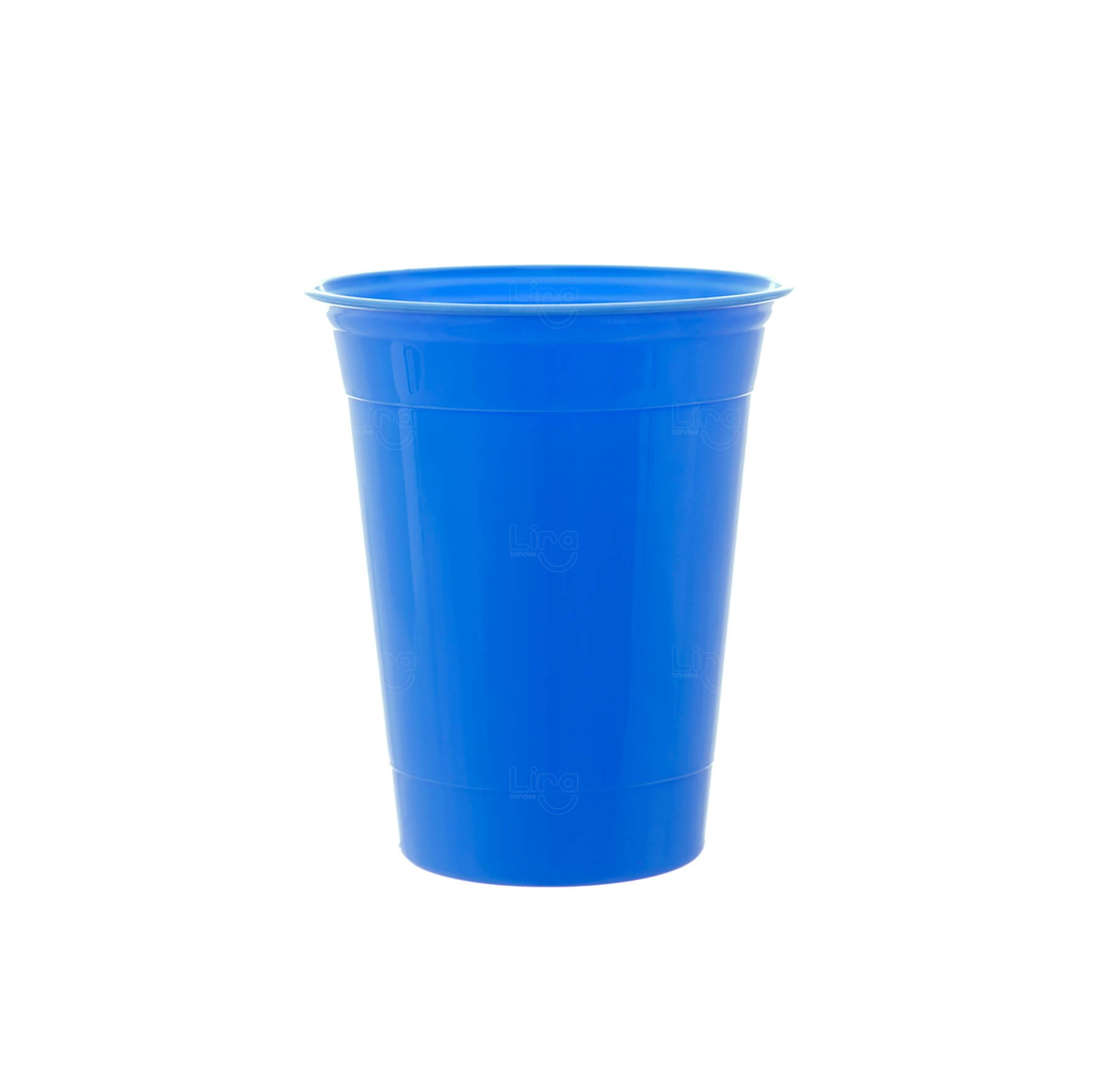 Copo P/ Festa Personalizado - 400ml Azul