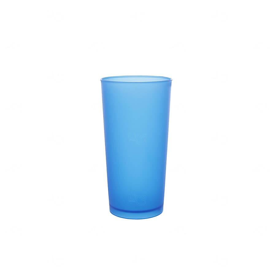Copo Personalizado - 400ml Azul