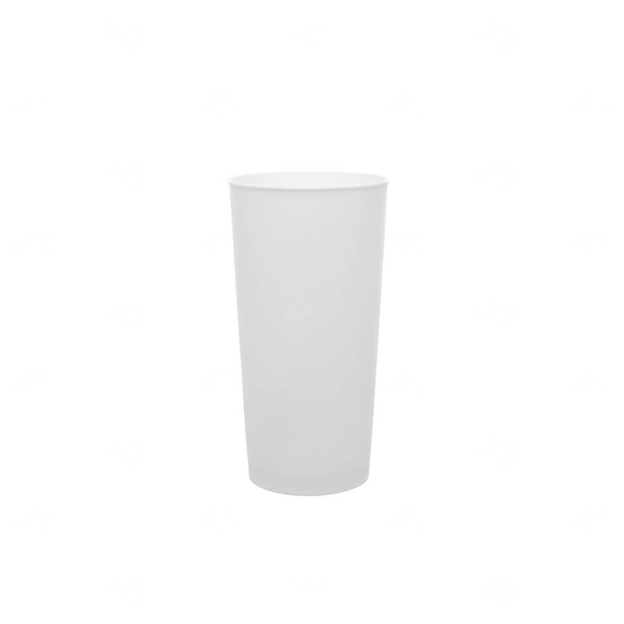 Copo Personalizado - 400ml Branco