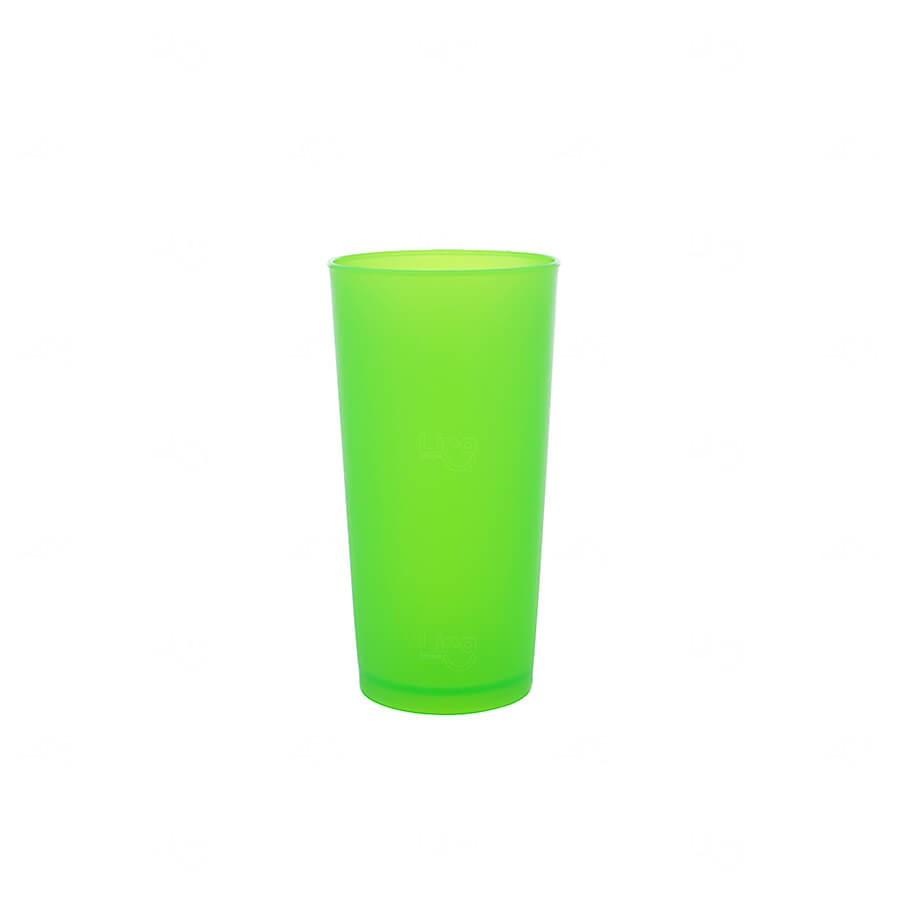 Copo Personalizado - 400ml Verde