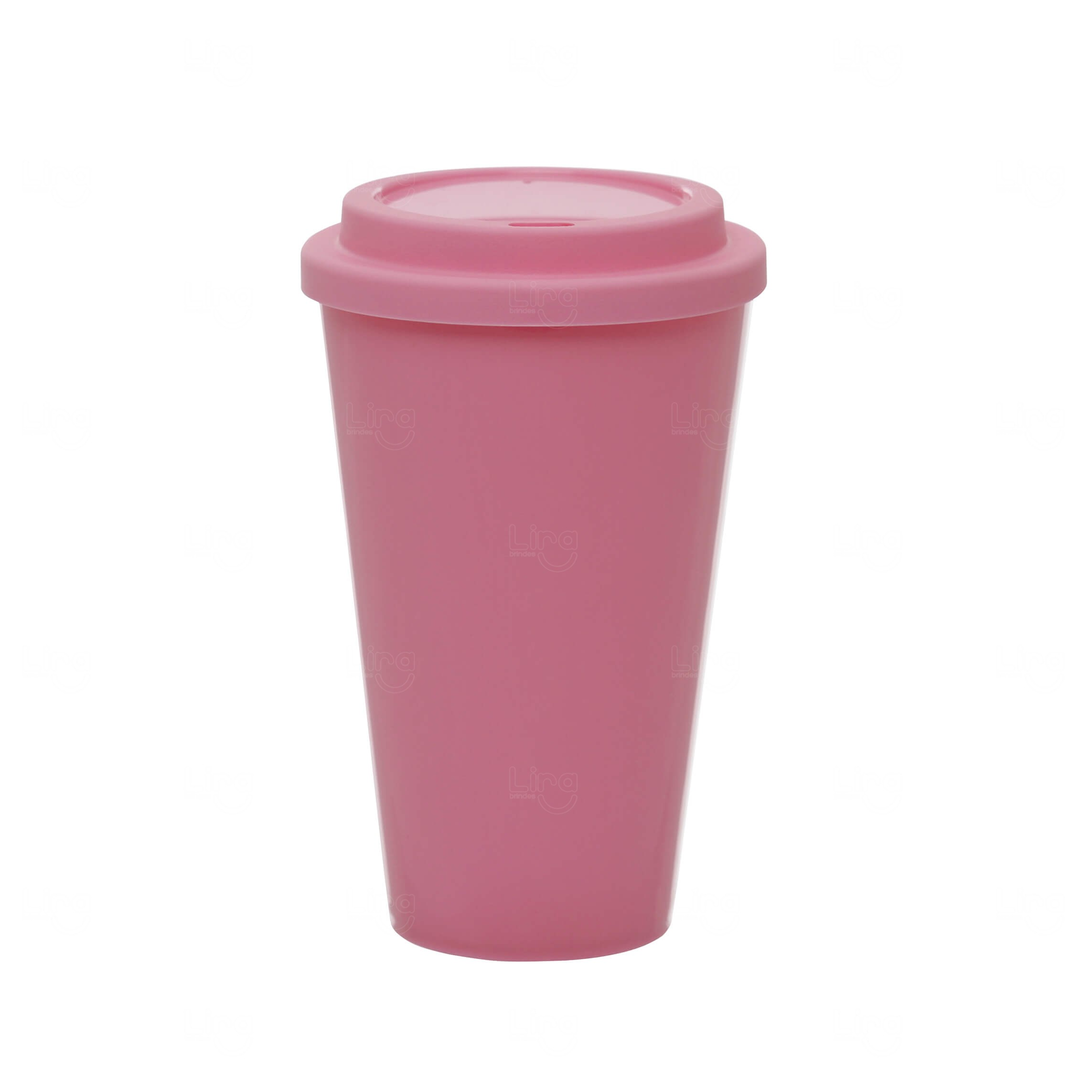 Copo Café Personalizado - 550ml Rosa