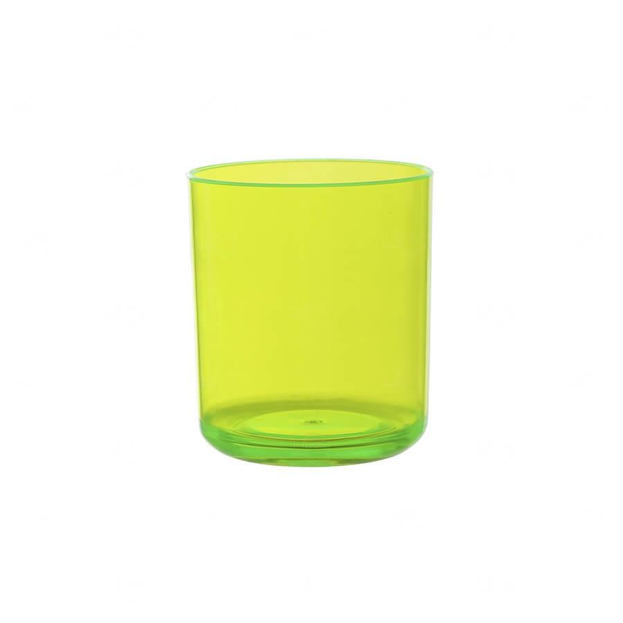 Copo Whisky Personalizado - 350ml Verde