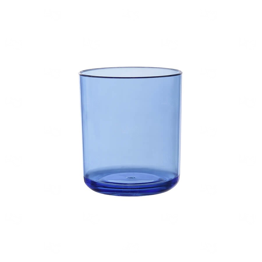 Copo Whisky Personalizado - 350ml Azul