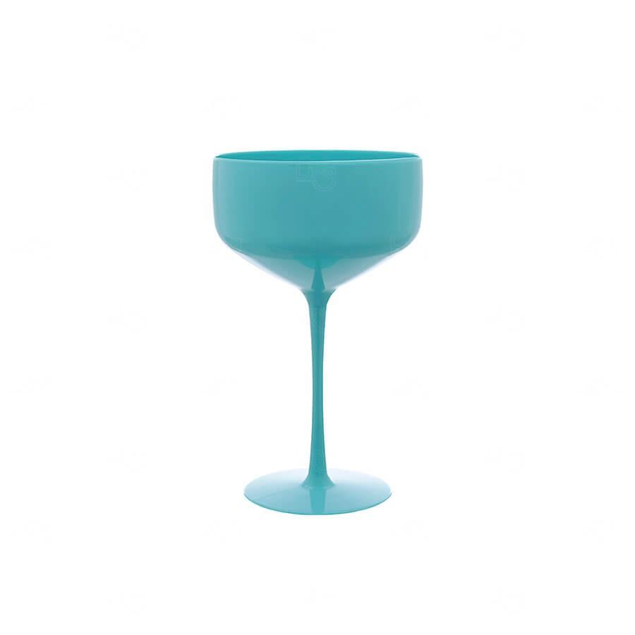 Taça Coupe Personalizado - 390ml Verde água