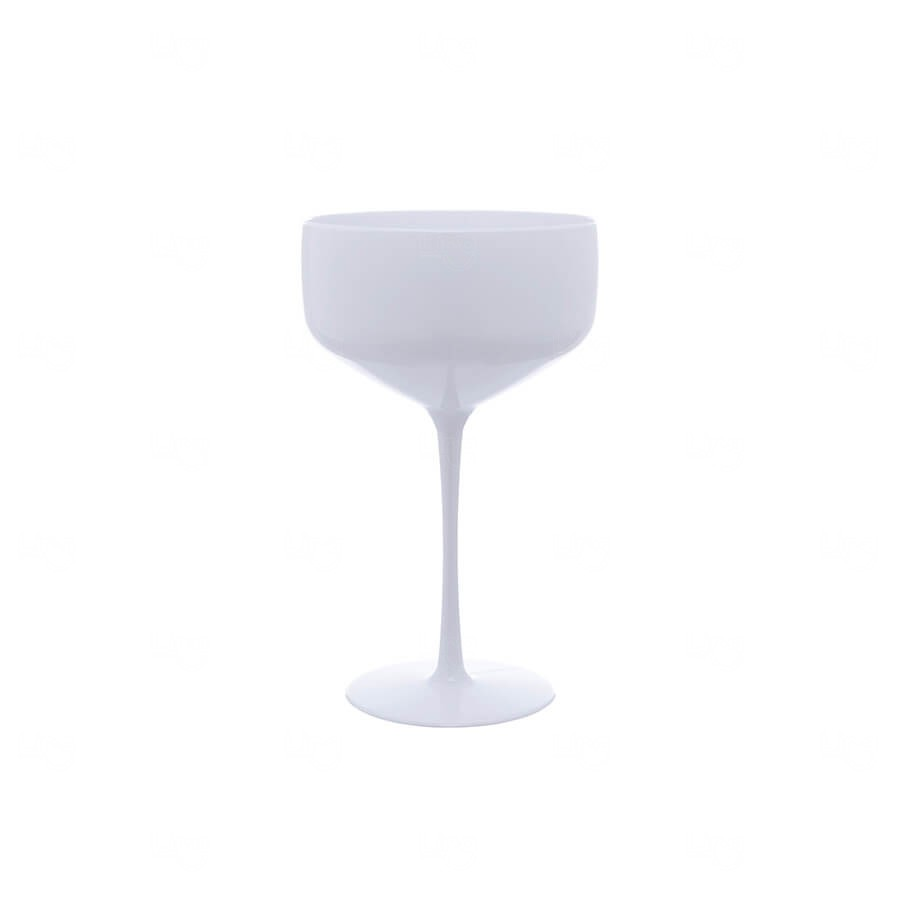 Taça Coupe Personalizado - 390ml Branco