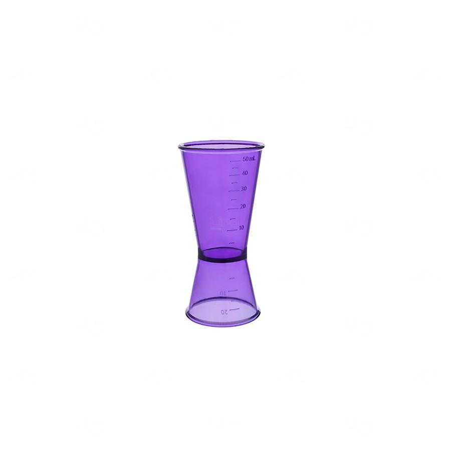 Dosador De Bebidas Personalizado - 50ml Roxo