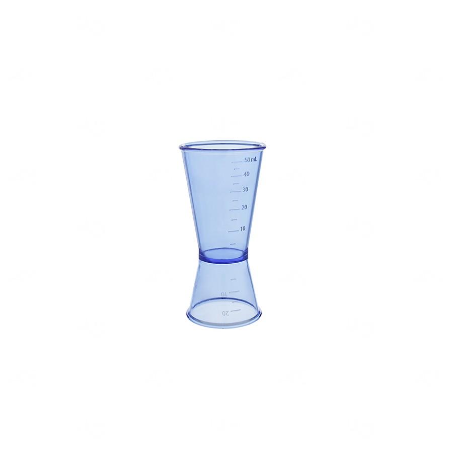 Dosador De Bebidas Personalizado - 50ml Azul