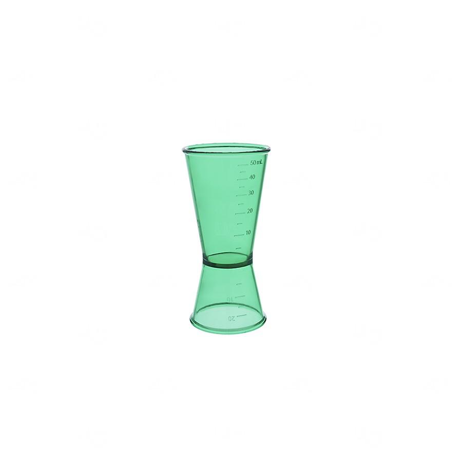 Dosador De Bebidas Personalizado - 50ml Verde