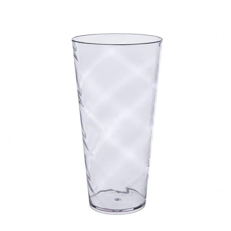 Copão Personalizado - 1 L (Leitoso ou Cristal) Transparente