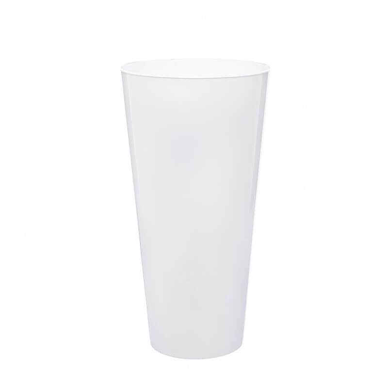 Copão Personalizado - 1 L (Leitoso ou Cristal) Branco