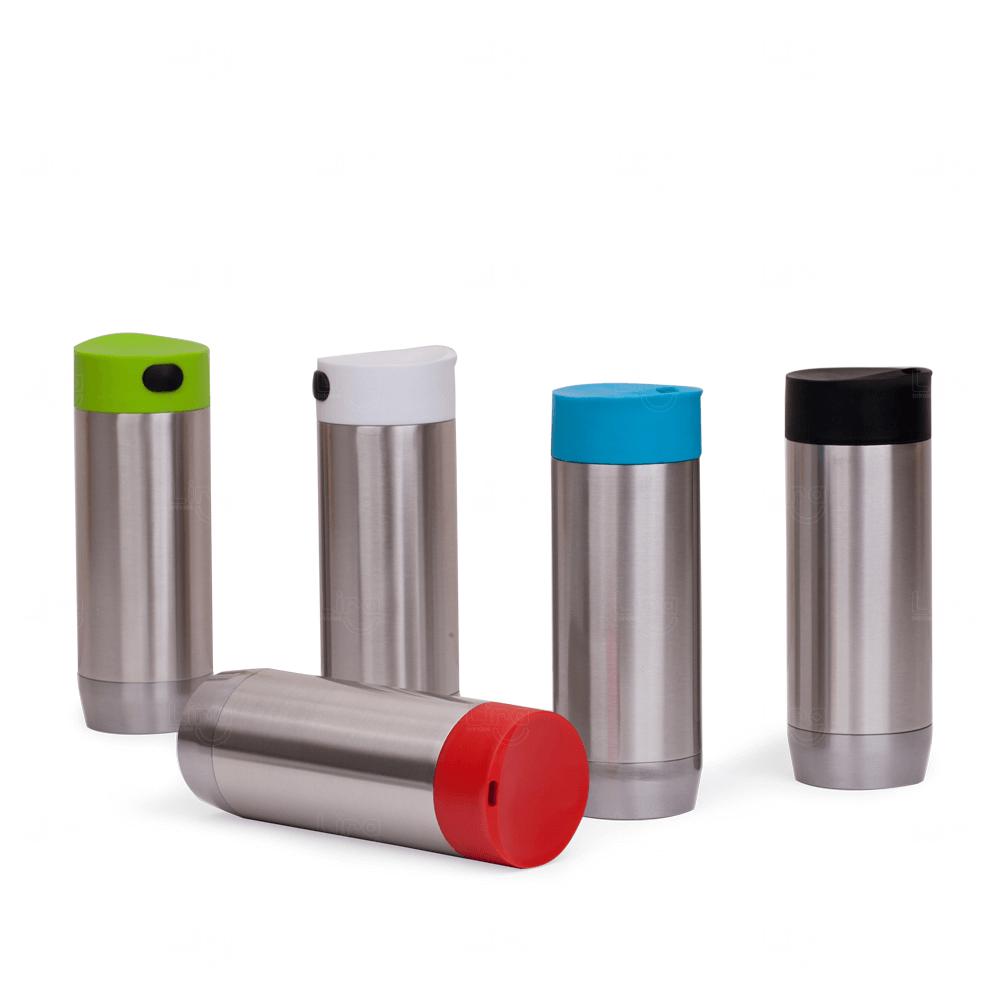 Copo Em Aço Inox Personalizado - 450ml