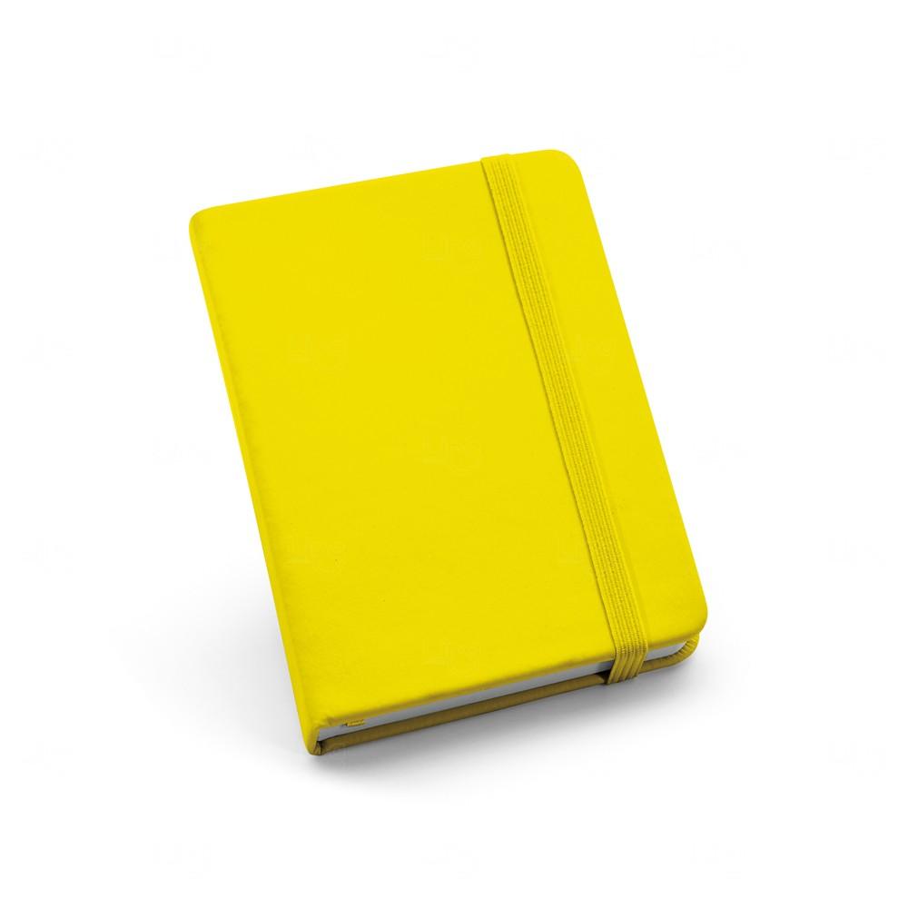 Caderneta Couro Tipo Moleskine Personalizada