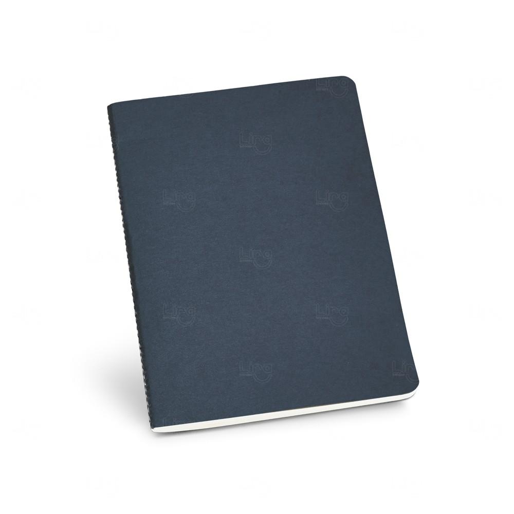 Caderno Cartão Personalizado Azul