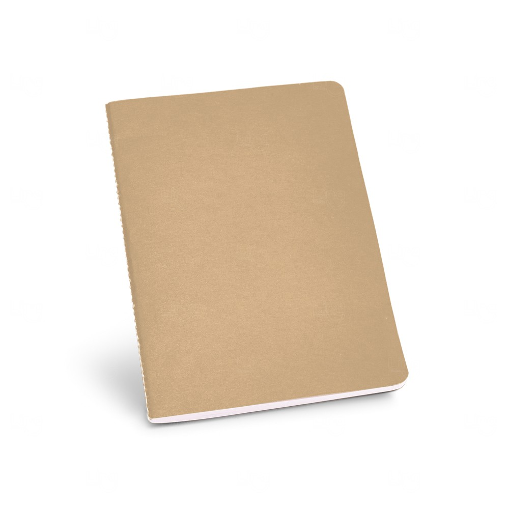 Caderno Cartão Personalizado Natural