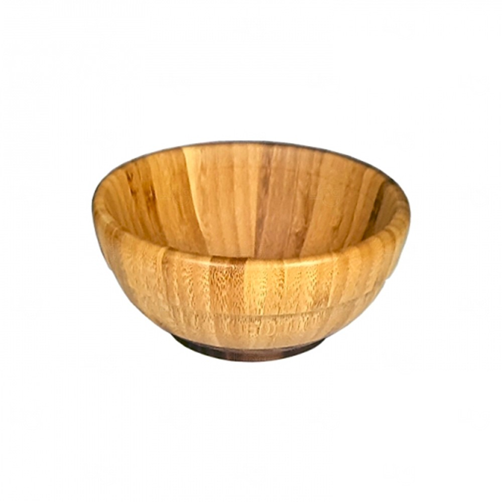 Saladeira Pequena de Bambu Personalizado - 600ml Bambu