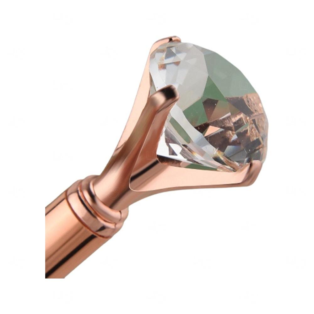 Caneta Personalizada Diamante