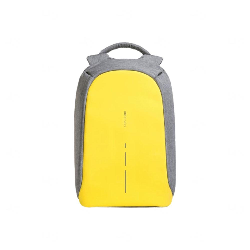 Mochila Anti-Furto Personalizada Amarelo