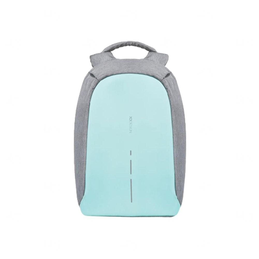 Mochila Anti-Furto Personalizada Azul Claro
