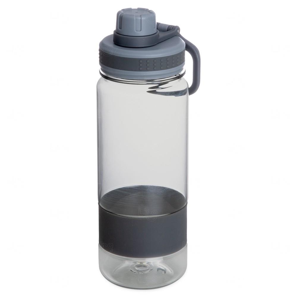 Squeeze  com Alça Personalizado - 700 ml Preto