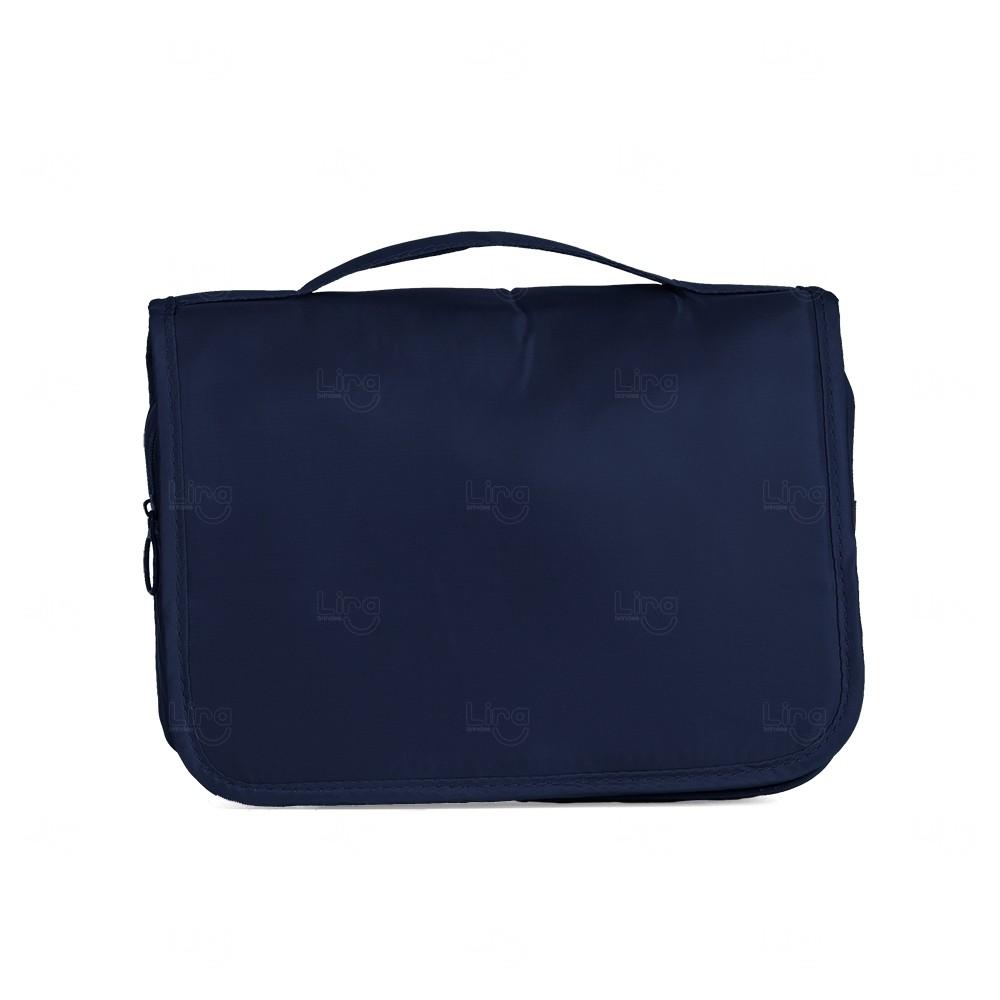 Necessaire Organizadora Personalizada Azul Marinho