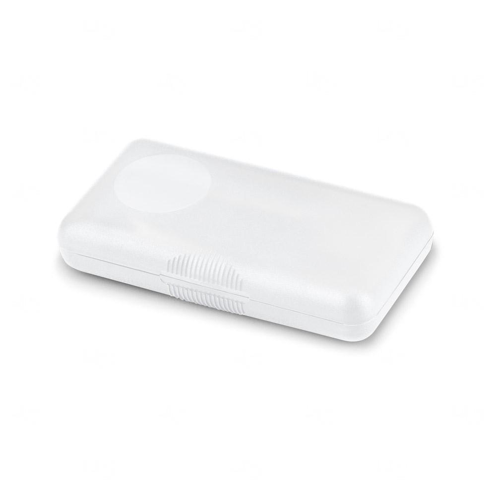 Kit de manicure personalizado Branco
